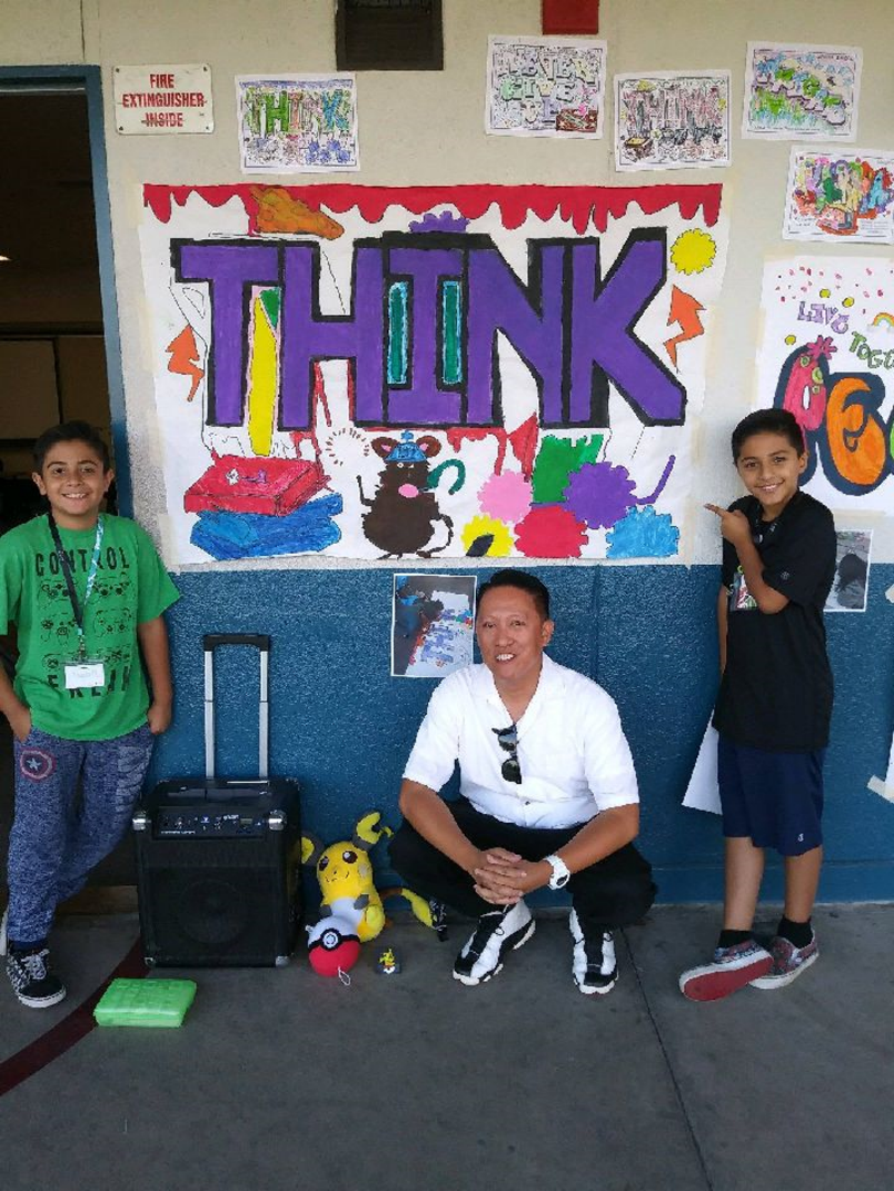 Think Together Students