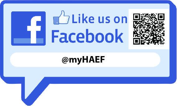 HAEF Facebook