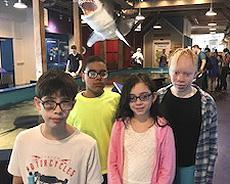 Group 6 @ Maritime Aquarium