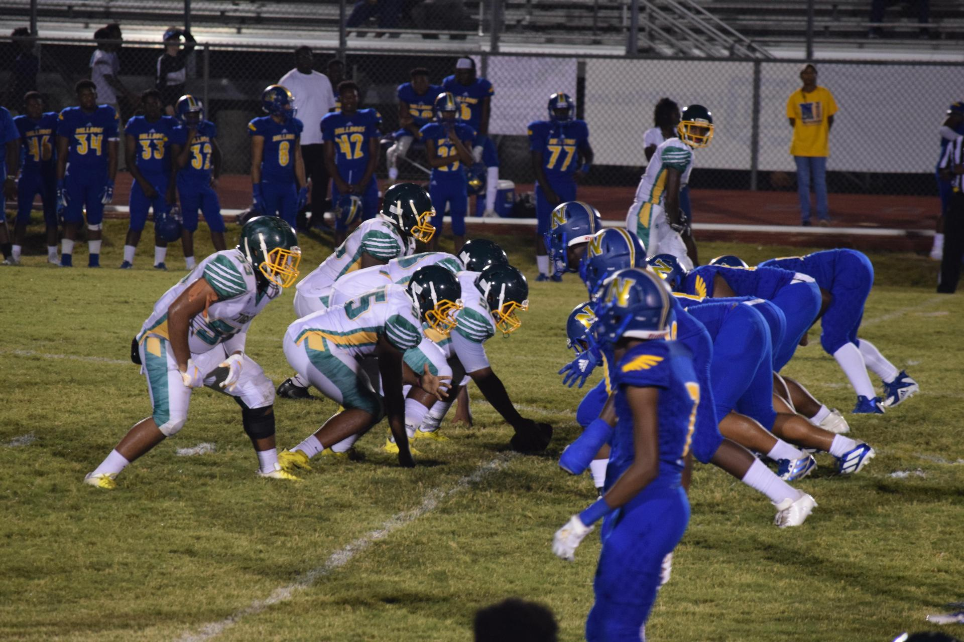 Natchez High School Football 2019