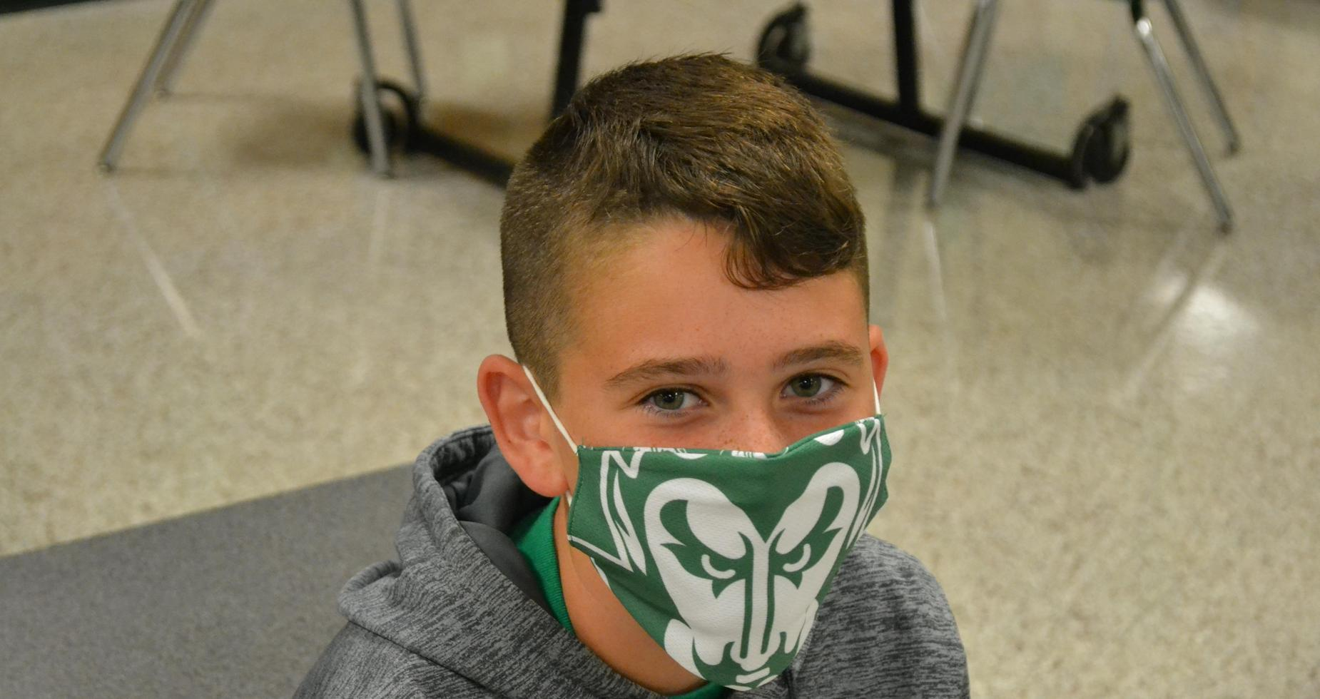 Greene Devil mask picture