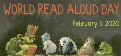 World Read Aloud Day!