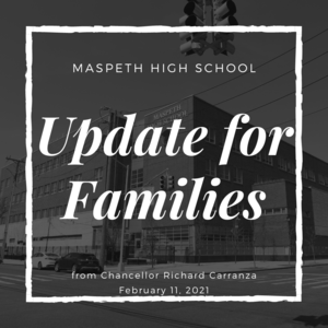 Update for Families
