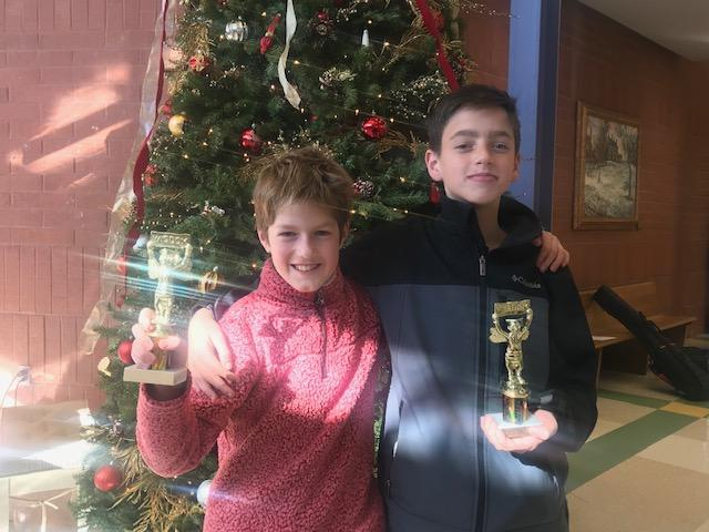 Middle School Students Place at Consortium Spelling Bee Featured Photo