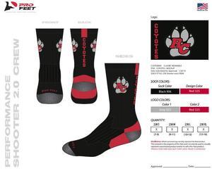 Pro Sock Custom Socks