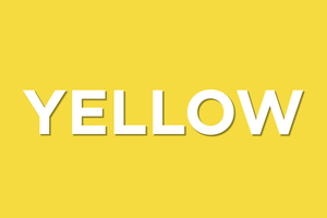 A graphic highlighting the Yellow Color-Coded Status Level.