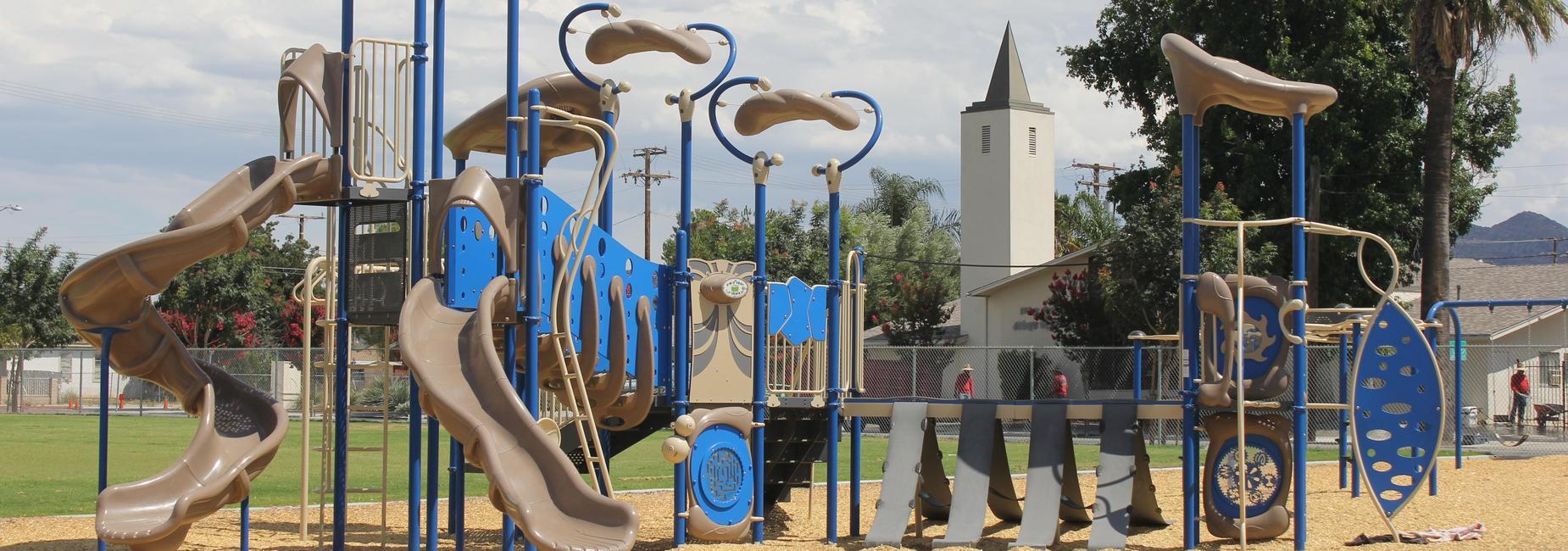 Hemet Elementary Playground