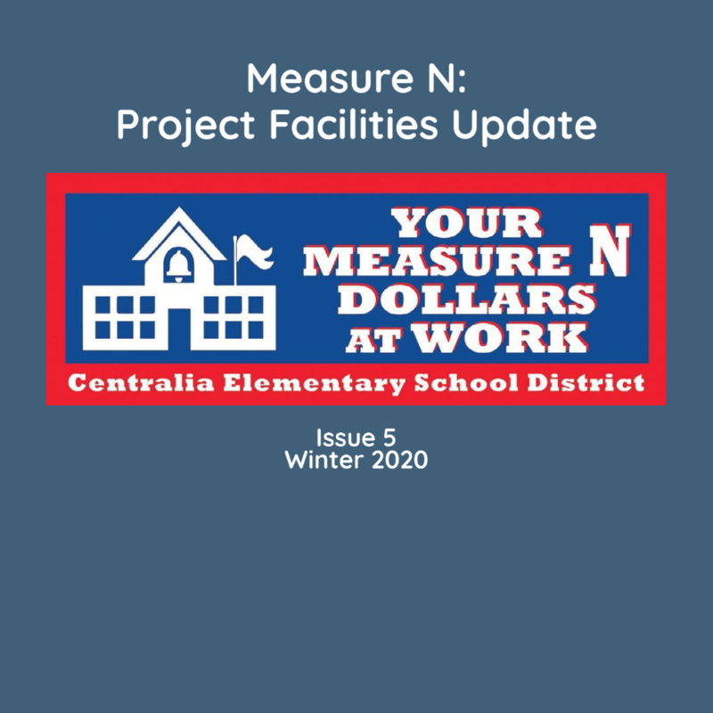 Measure N Update: Issue 5