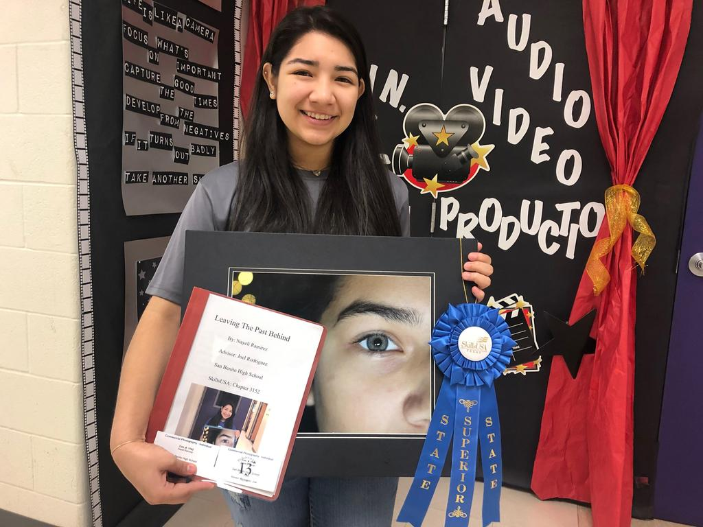 Nayeli Ramirez - 1st Place Photography