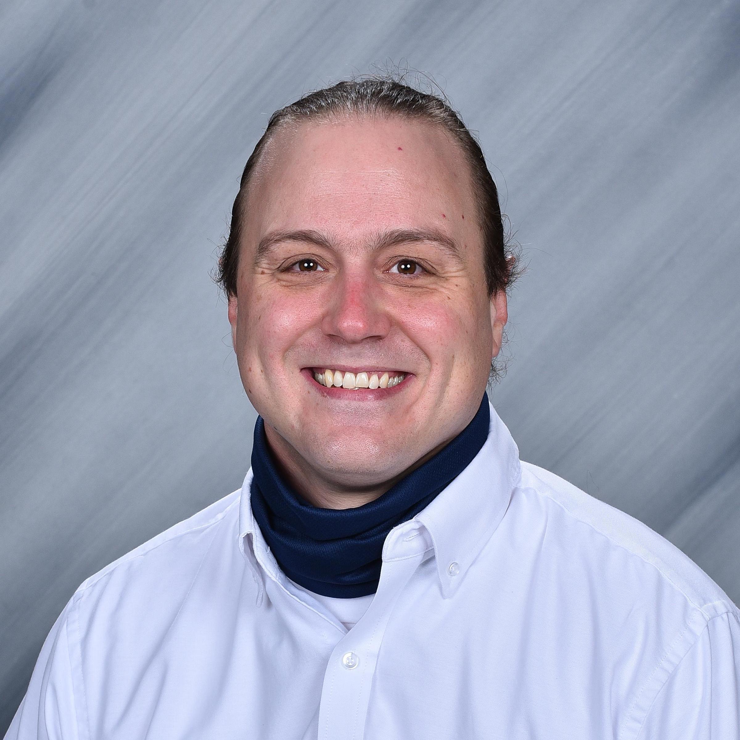 Matthew Wegmann, Ph.D., LPC, NCC's Profile Photo