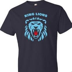 King Lions Merchandise Featured Photo