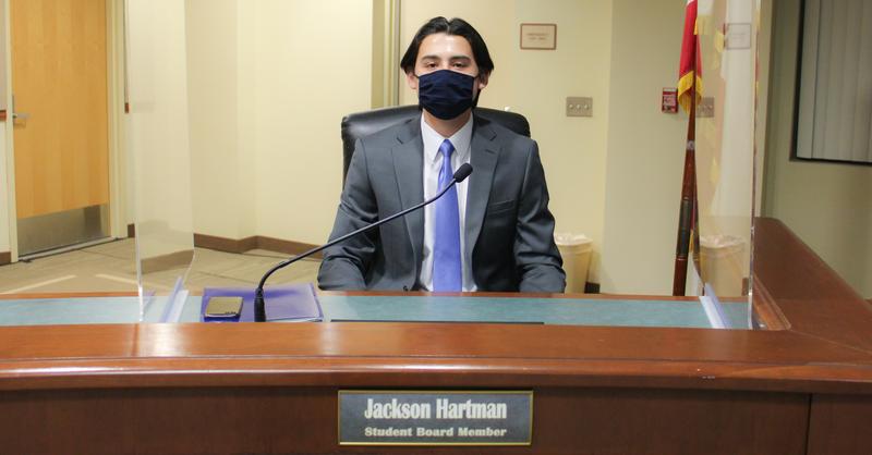 Jackson Hartman.