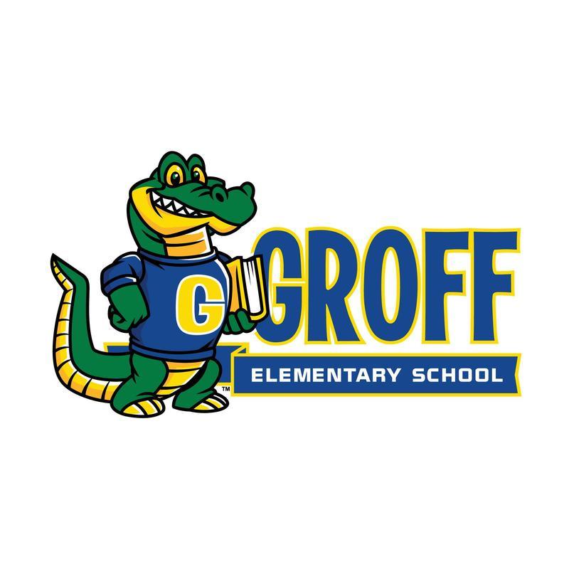 Groff ES Gator logo