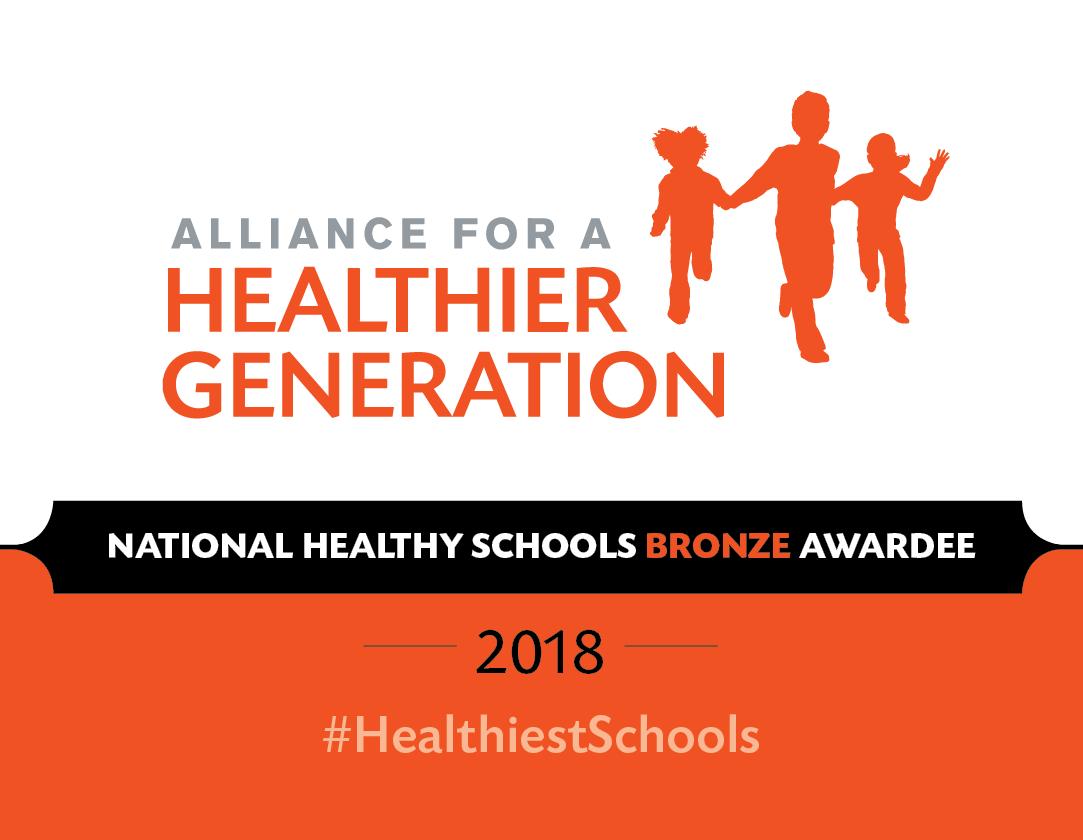 National Healthy Schools Bronze Awardee