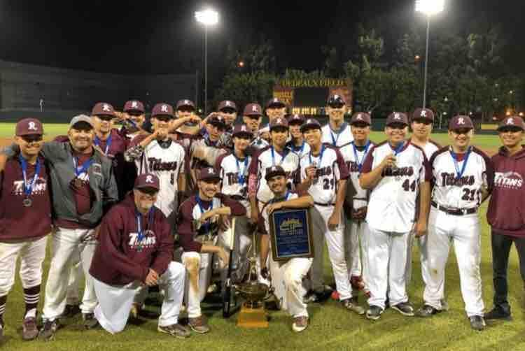 Click here to support Titans Baseball Title Rings!! organized by Roberto Bautista Thumbnail Image