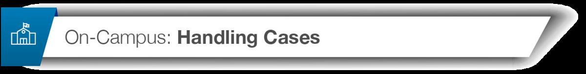 Handling Cases