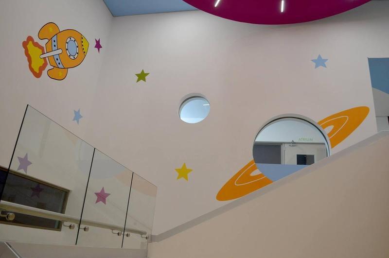 Instalaciones de vanguardia en preescolar Featured Photo