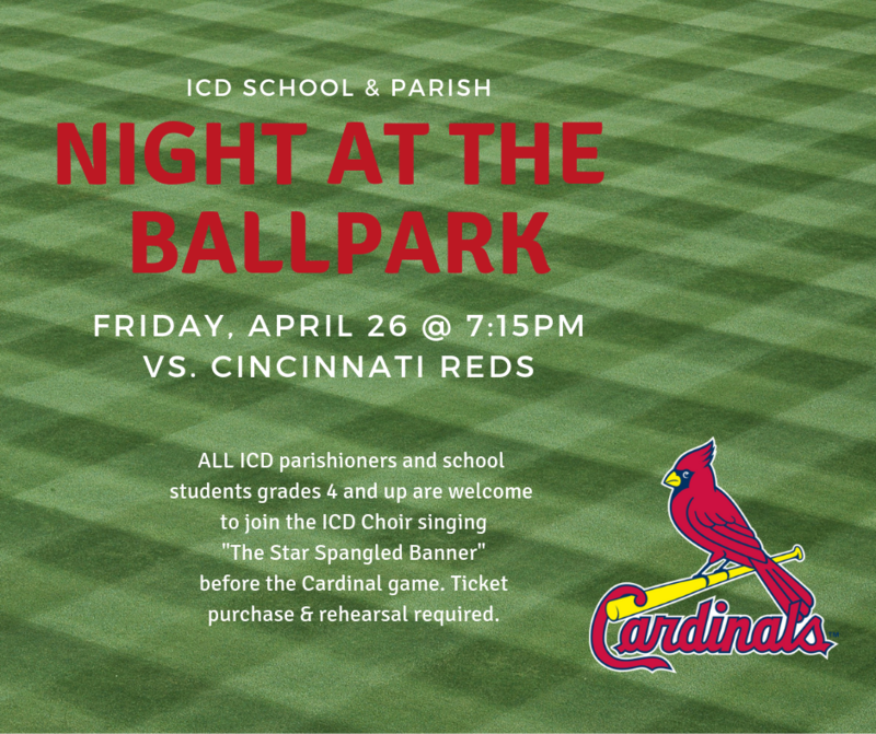 ICD Night at the Ballpark Featured Photo