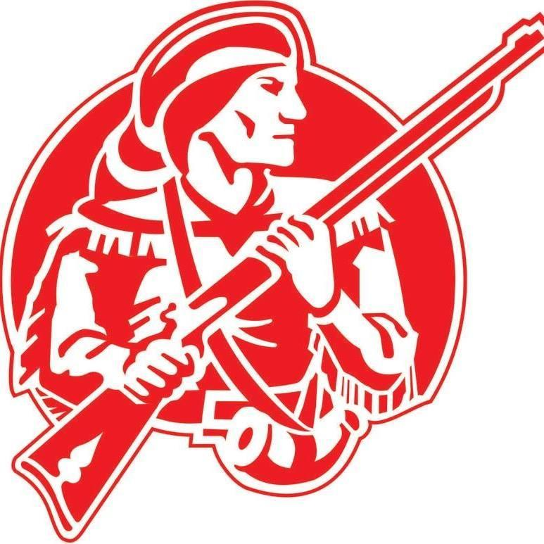 logo for the Southbridge High School Pioneers