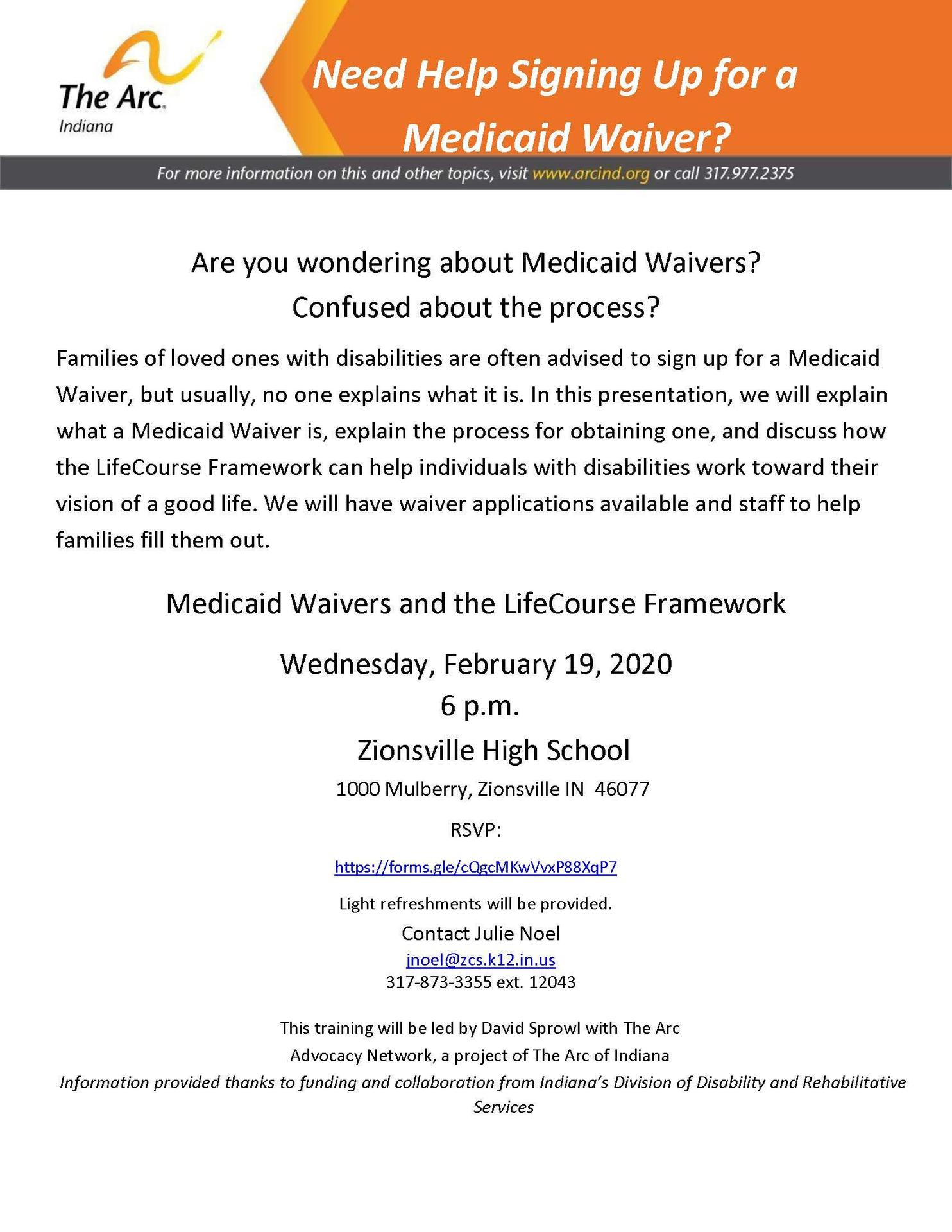 Medicaid Seminar