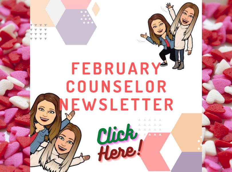 February Counselor Newsletter