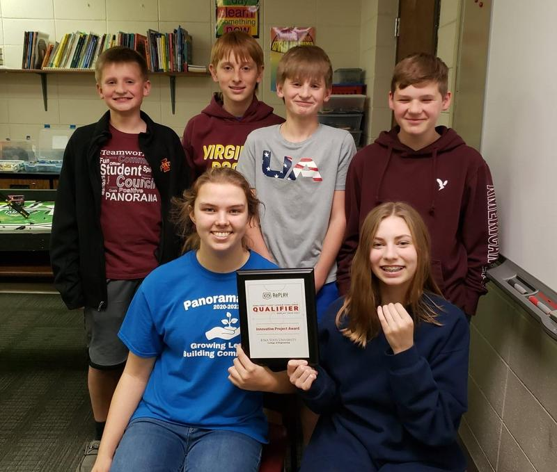 8th Grade FIRST Lego Team! Featured Photo
