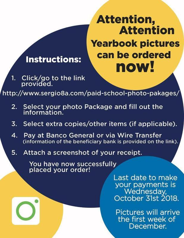 Time to order your Yearbook pictures Featured Photo