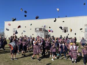 Hats Off to Catholic Education 2021