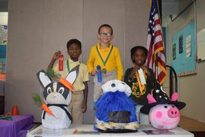 Summit Elementary Literacy Pumpkin Projects 2019