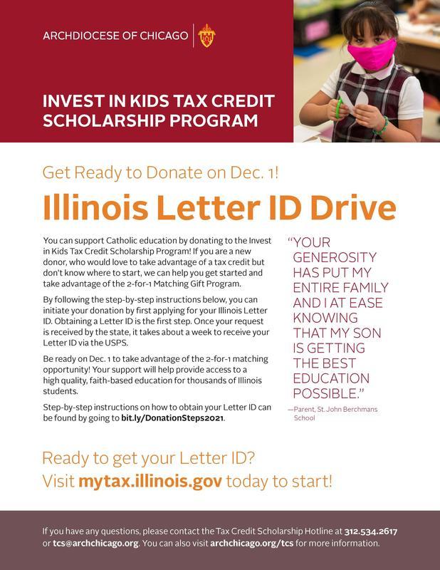 Tax Credit Scholarship Program Featured Photo