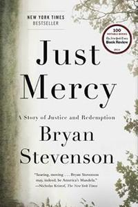 Book cover Just Mercy