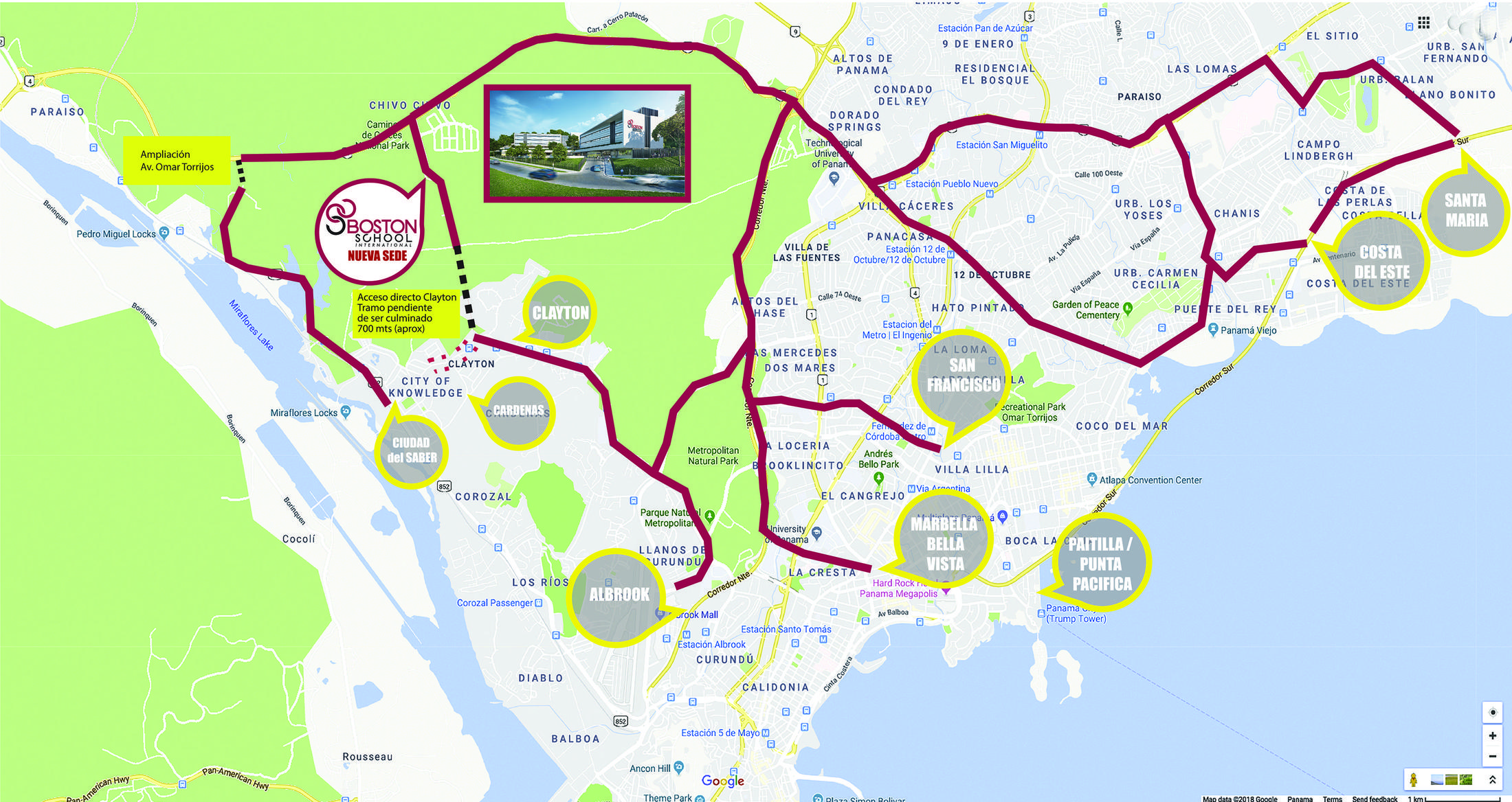 Campus – Our School – Boston School International