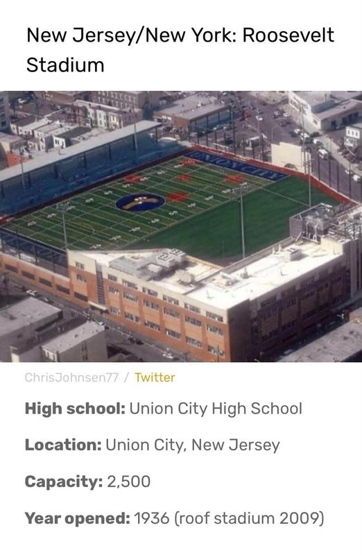 UCHS stadium