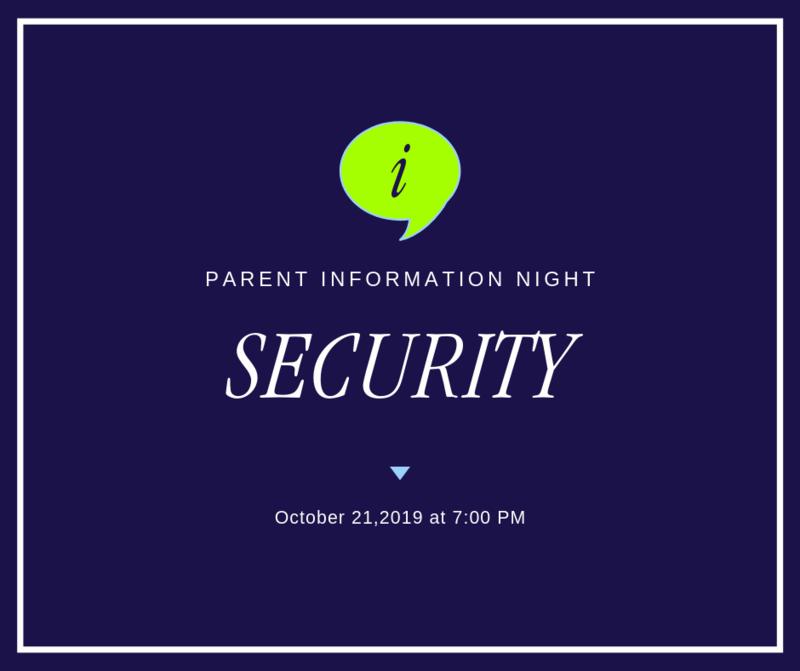 Parent Information Night Thumbnail Image