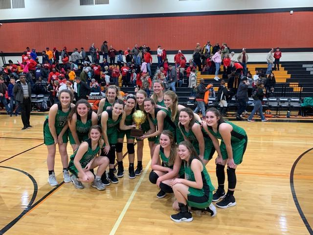 Lady Dawgs Headed to the Regional Tournament Thumbnail Image