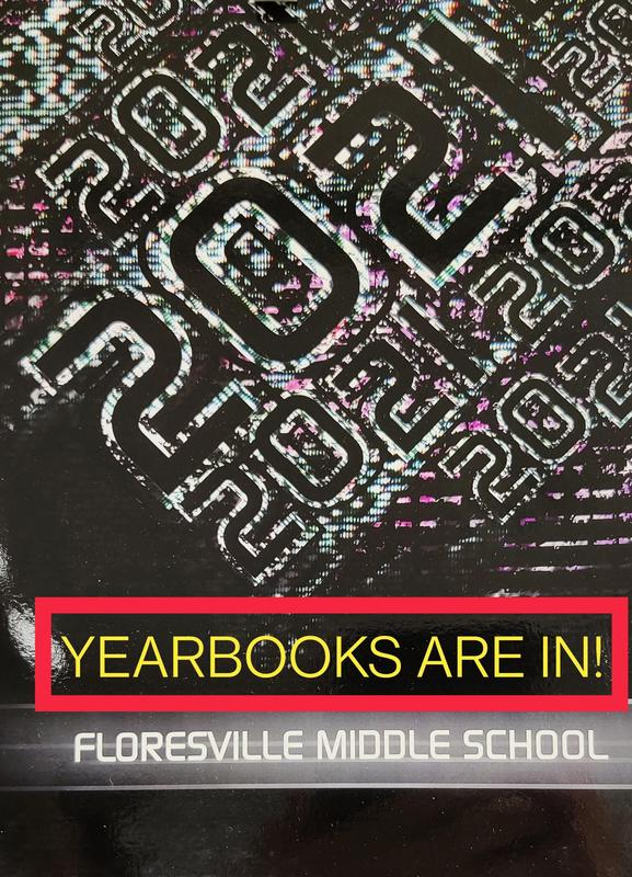 2020-2021 YEARBOOKS ARE IN Featured Photo