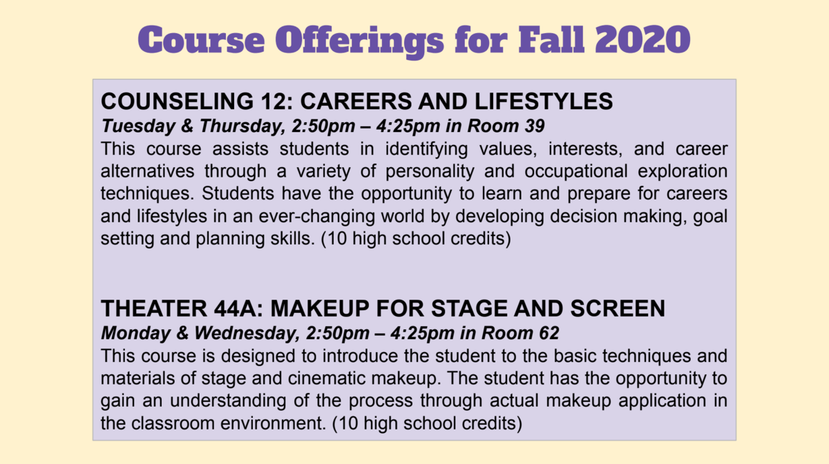 image of west valley dual enrollment application flyer2