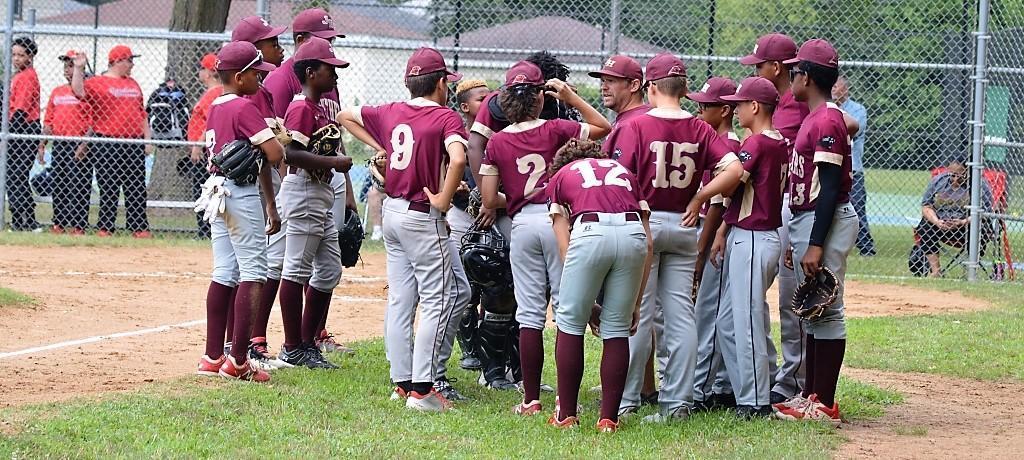 Panther baseball team