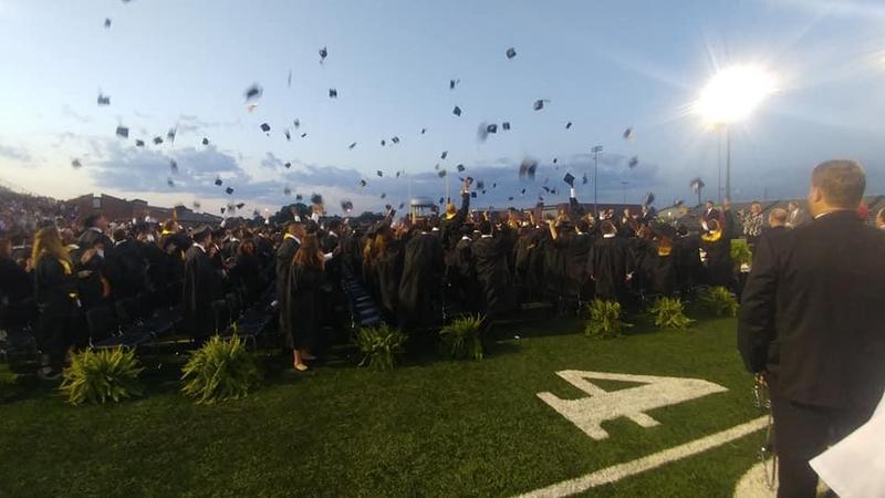 DHS Graduation 2019