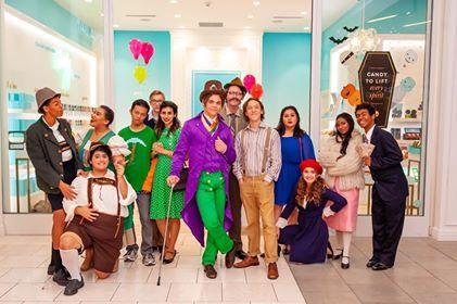 Arcadia high charlie and the chocolate factory cast