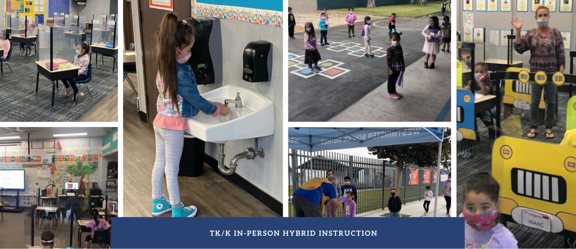TK-K In-Person Hybrid Instruction - Pictures