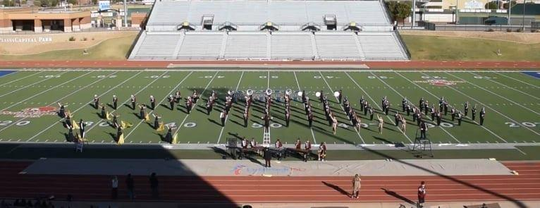 Abernathy Band Earns Straight Ones at Contest Featured Photo