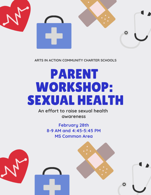 Parent Workshop:Sexual Health/ Taller para los padres sobre la salud sexual Thumbnail Image