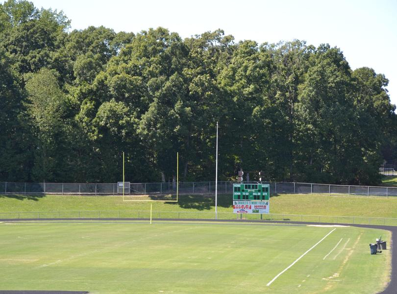 field scoreboard