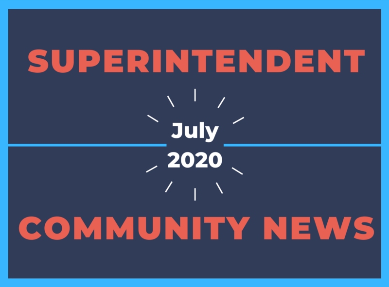 Superintendent News July 2020