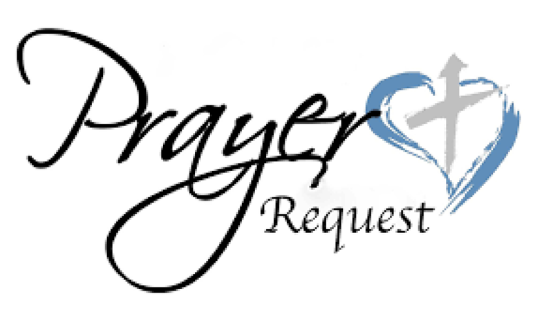 Send us prayer requests, join us in prayer Thumbnail Image