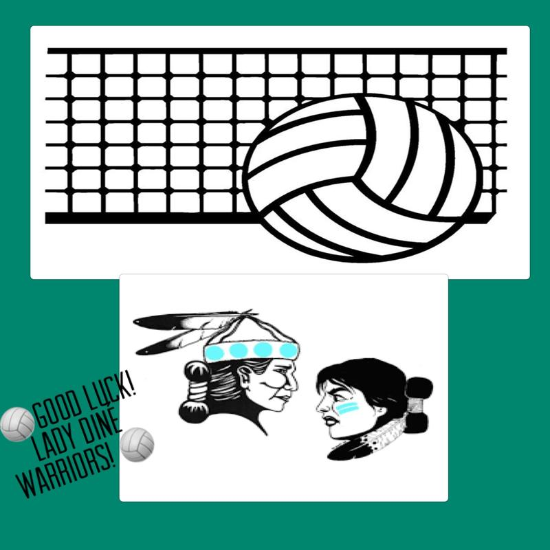 Upcoming Volleyball Games for Lady Warriors! Featured Photo