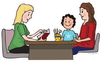 Parent Teacher Conferences Oct. 28 & 29 Featured Photo