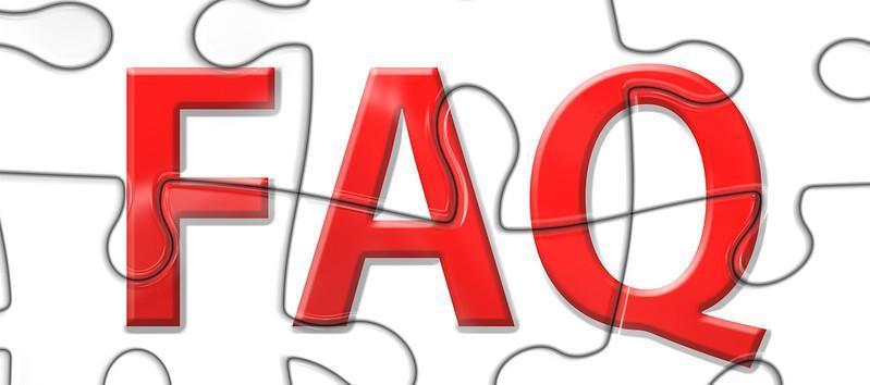 Puzzle pieces FAQ