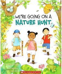 We're Going on a Nature Hunt book image